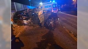Despiste mata dois homens na reta do Dafundo em Oeiras