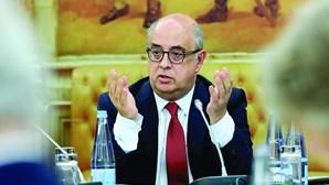 Azeredo Lopes diz que chefe de gabinete não detetou relevância criminal no memorando da recuperação das armas