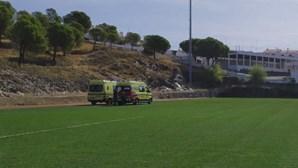 Funcionário da Junta fica gravemente ferido em acidente de trabalho em Barrancos