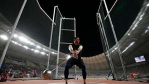 Campeão olímpico de lançamento do martelo suspenso por doping falha Tóquio2020