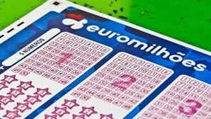 Segundo prémio do Euromilhões no valor de mais de 261 mil euros voa para Portugal