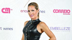 Fernanda Serrano eleita a mais sensual da gala 'Sexy Vidas' em noite de muito glamour