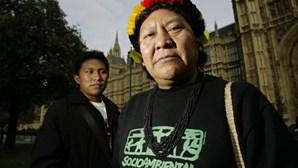 Líder indígena brasileiro galardoado com nobel alternativo