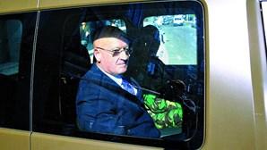 Ex-diretor da Polícia Judiciária Militar, Luís Vieira, vai pedir instrução no caso de Tancos