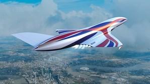 Aparelho supersónico promete ligar Londres a Sydney em quatro horas