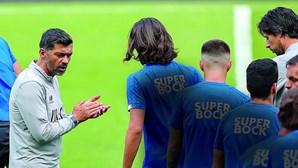 """Sérgio Conceição: """"Já passei por momentos difíceis"""""""