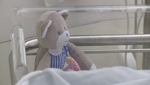 'Bebé milagre' Salvador já pesa sete quilos