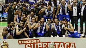 FC Porto conquista Supertaça de basquetebol ao vencer a Oliveirense