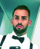 José Bernardo Belém, 26 anos, foi morto à facada