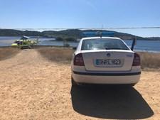 Homem desaparecido na praia fluvial do Azibo em Macedo de Cavaleiros