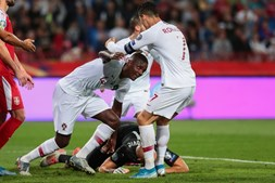 Portugal defronta Sérvia