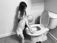 Aubrey a ajudar o irmão com Leucemia