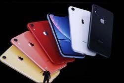 Tim Cook, CEO da Apple, apresenta o iPhone 11