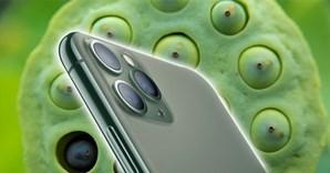 Novo iphone criticado pelos tripofóbicos