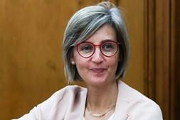Marta Temido, atual Ministra da Saúde