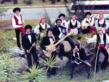 Roberto Leal em 1980 com uma das suas primeiras bandas