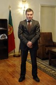 Presidente da Câmara de Penamacor, António Luís Beites