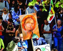 Greta Thunberg inspirou movimento