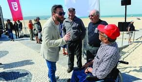 Nuno Eiró animará a manhã do Mar Seguro em Sesimbra, no próximo domingo
