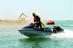Os exercícios levados a cabo pelos elementos da Autoridade Marítima Nacional revelaram o dia a dia destes operacionais