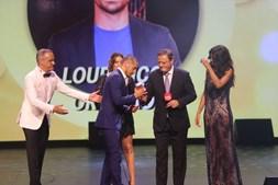 Lourenço Ortigão venceu na categoria Sexy TV