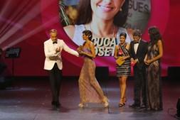 Cuca Roseta venceu na categoria Sexy Vidas