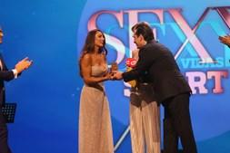 Vanessa Rebelo venceu na categoria Sexy Sport