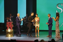 João Santos venceu na categoria Sexy Net