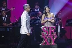 Cuca Roseta venceu o prémio Sexy Vidas
