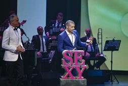 Lourenço Ortigão venceu o prémio Sexy TV