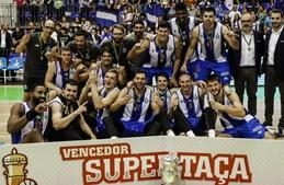 FC Porto conquista Supertaça de basquetebol