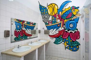 Regresso às aulas com casas de banho renovadas
