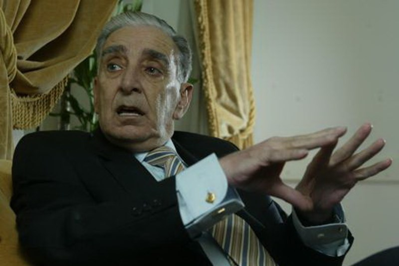 Resultado de imagem para Morreu o antigo presidente do Supremo Tribunal de Justiça José Moura Nunes da Cruz