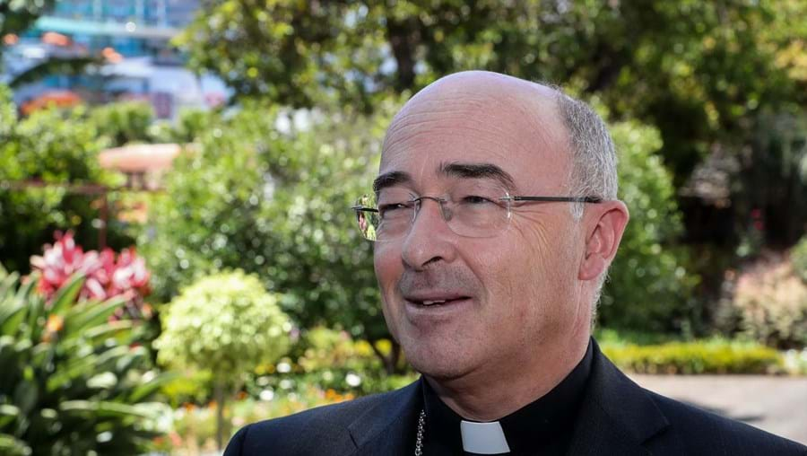 Bispo do Funchal diz que diocese está honrada com nomeação de Tolentino como cardeal