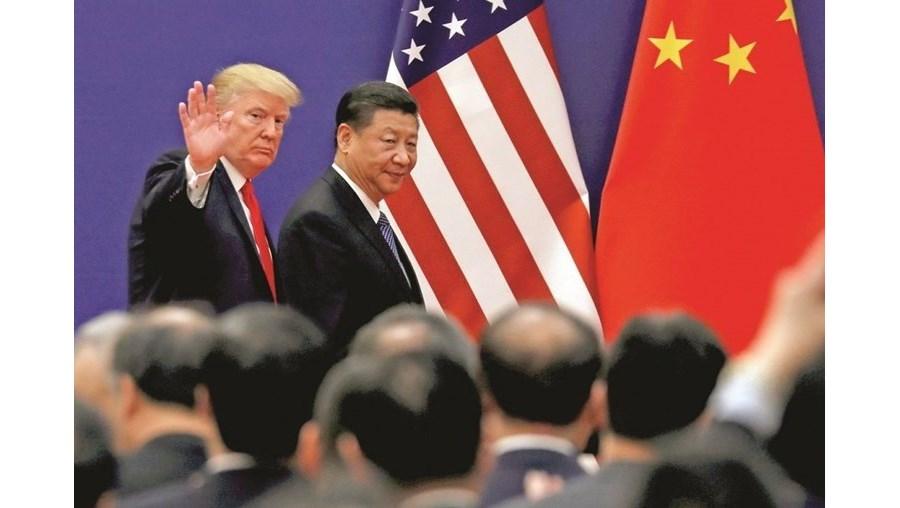 Negociações entre os EUA e a China