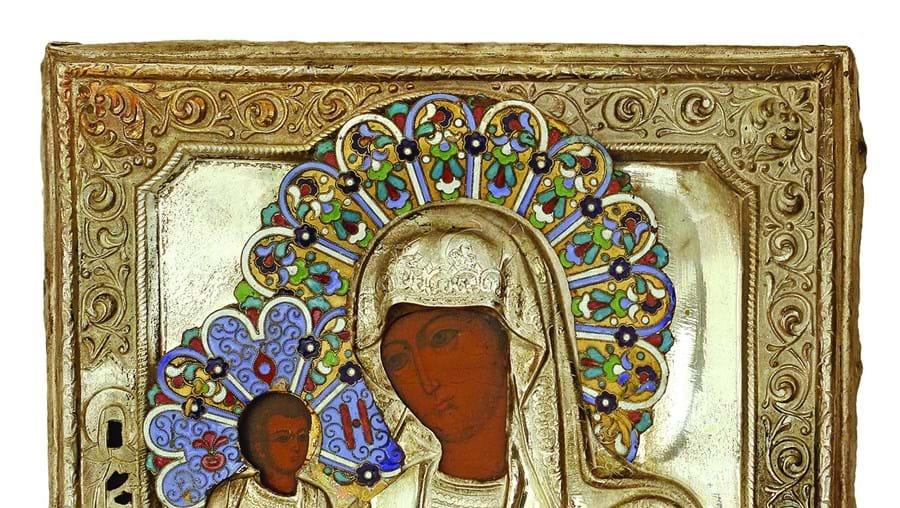 Exposição 'Sob o Manto de Nossa Senhora – Coleções de Arte Russa em Portugal'