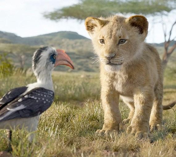 'O Rei Leão' estreou em julho