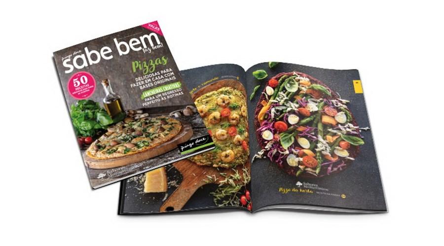 A nova edição da Revista Sabe Bem junta sabores dos quatro cantos do mundo na cozinha dos portugueses