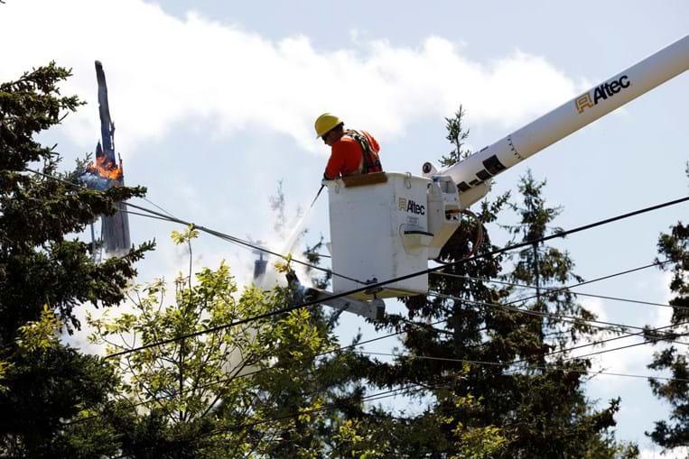 Furacão Dorian deixa 500 mil pessoas sem eletricidade no Canadá