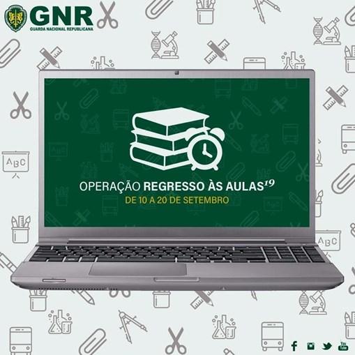 Operação 'regresso às aulas 2019'