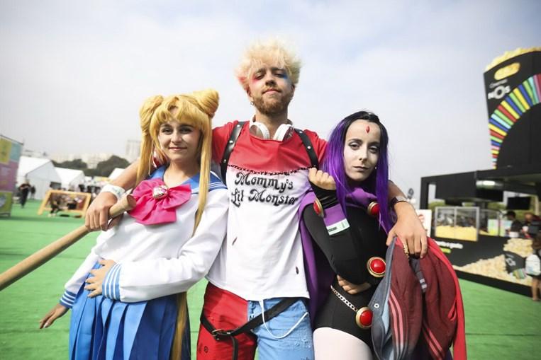 Comic Con em 2018