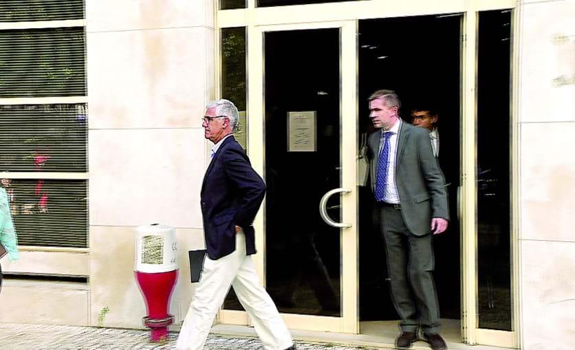 Médico José Cunha foi o único a falar esta quarta-feira na sessão de julgamento
