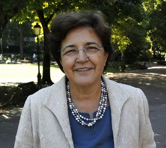 Ana Jorge, pediatra