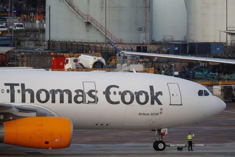 Operador turístico britânico Thomas Cook