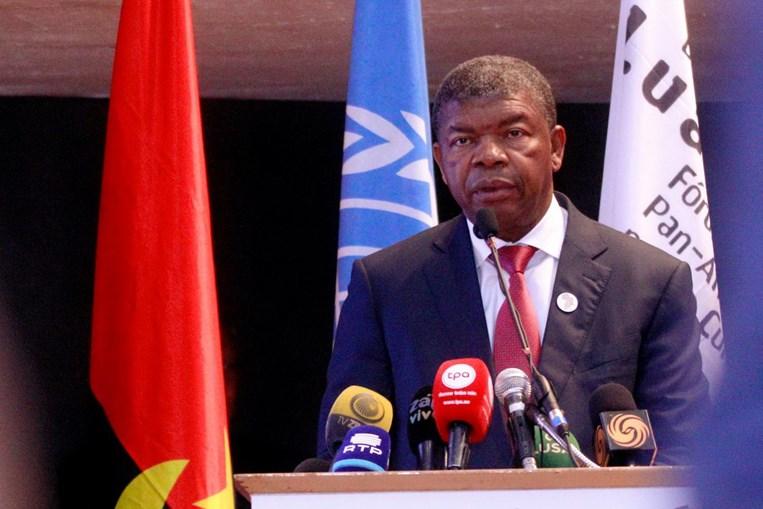 João Lourenço, presidente de Angola
