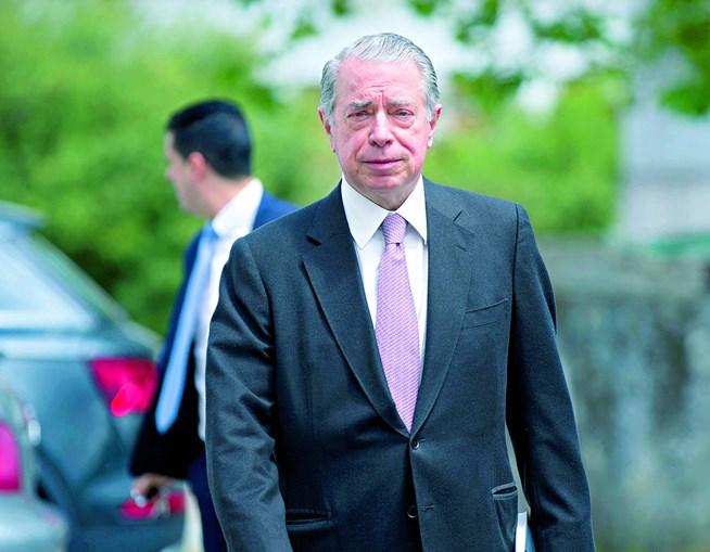 Ricardo Salgado foi presidente do BES e líder do GES durante mais de duas décadas
