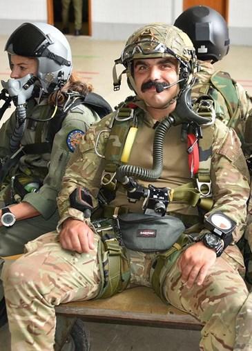 Paraquedista de 34 anos morre em exercício militar na base aérea de Beja