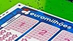 Jackpot de 178 milhões de euros no sorteio do Euromilhões da próxima semana