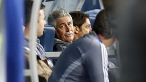 """Luís Filipe Vieira sobre derrota do Benfica: """"Estamos tristes... para não dizer envergonhados"""""""