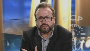 """Vítor Pinto: """"Não há um toque de midas de Bruno Lage"""""""